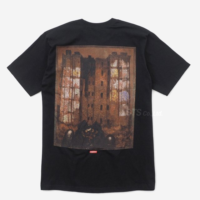 Martin Wong/Supreme Big Heat Tee
