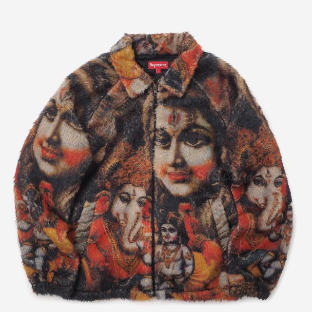 Supreme - Ganesh Faux Fur Jacket
