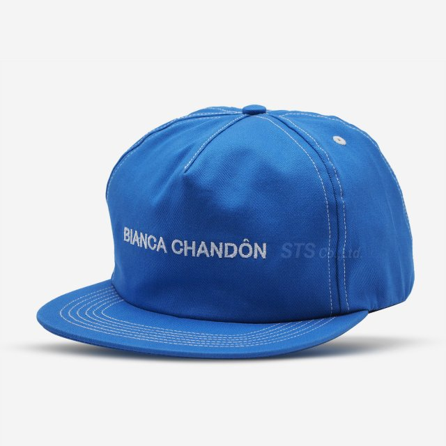Bianca Chandon - Contrast Stitch Logotype Hat