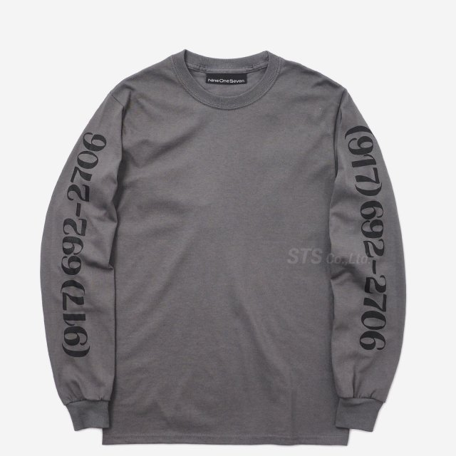 Nine One Seven - Dialtone Long Sleeve T-Shirt