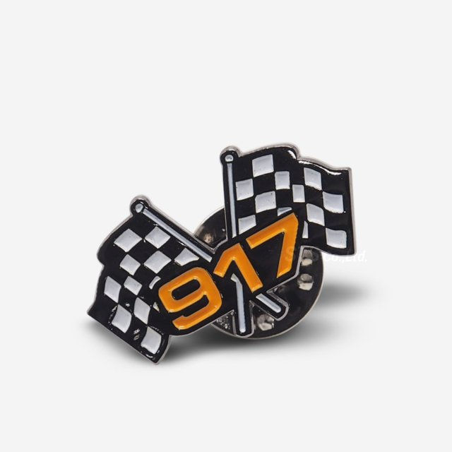 Nine One Seven - Speedway Pin