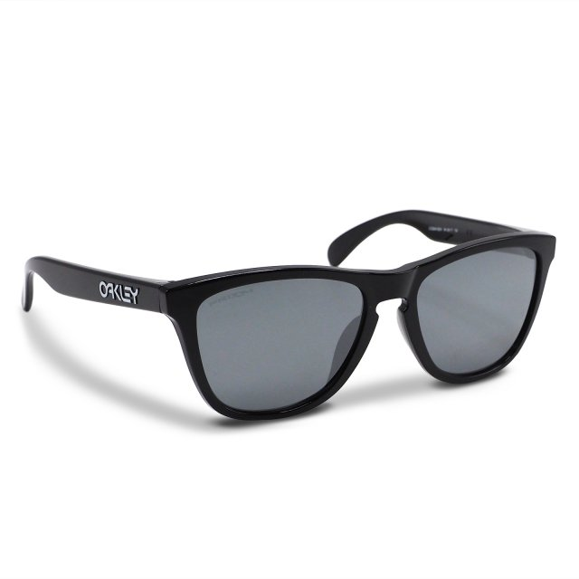 Oakley - Frogskins (A) / Polished Black Prizm Black
