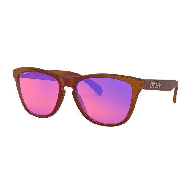 Oakley - Frogskins (A) / Red Gold Shift Prizm Trail
