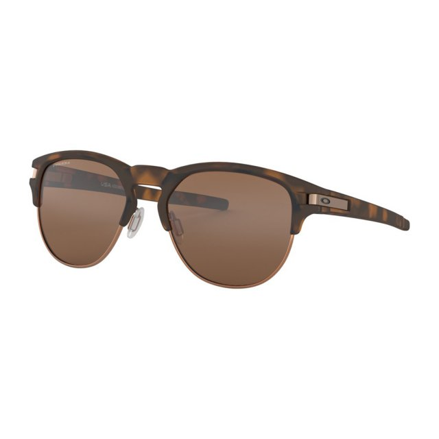 Oakley - Latch Key (55) / Matte Brown Tortoise Prizm Tungsten