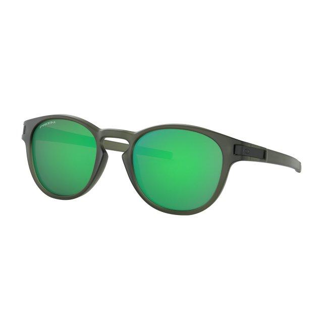 Oakley - Latch (A) / Matte Olive Ink Prizm Jade