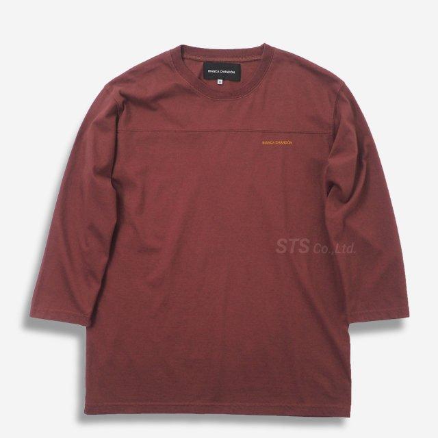 Bianca Chandon - Pop Warner 3/4 Sleeve T-Shirt