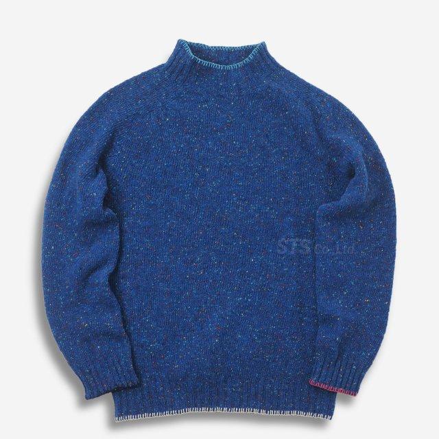 Bianca Chandon - Blanket Stitch Sweater