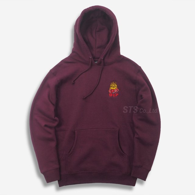 Nine One Seven - Hot Dice Pullover Hood