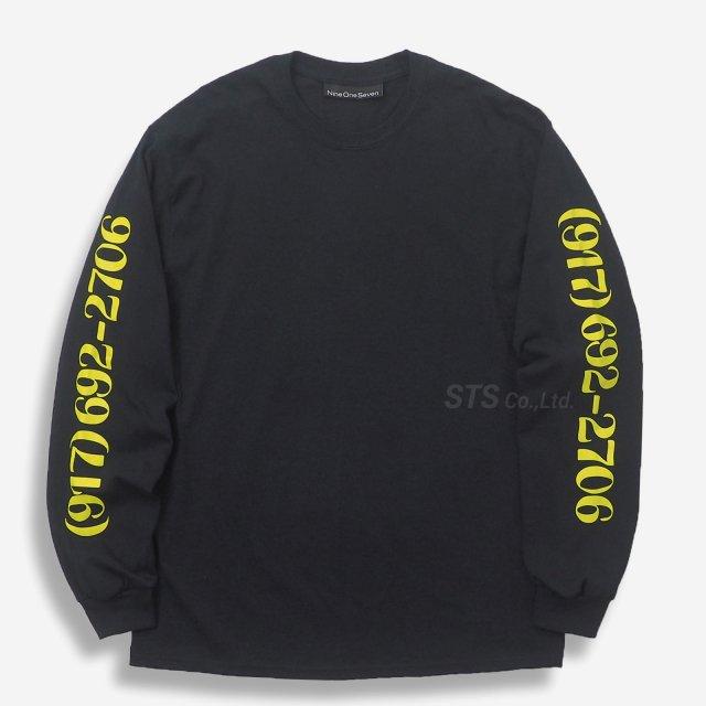 Nine One Seven - Dialtone Longsleeve T-Shirt