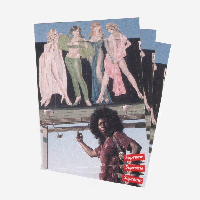 【Dead Stock】Supreme - American Picture Sticker
