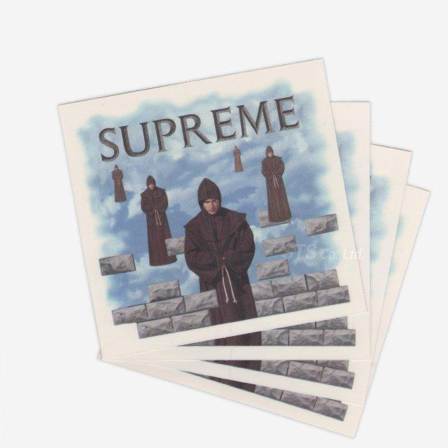 【Dead Stock】Supreme - Levitation Sticker