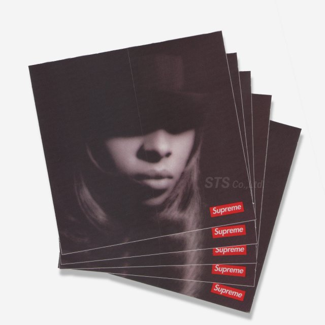 【Dead Stock】Supreme - Mary J. Blige Sticker