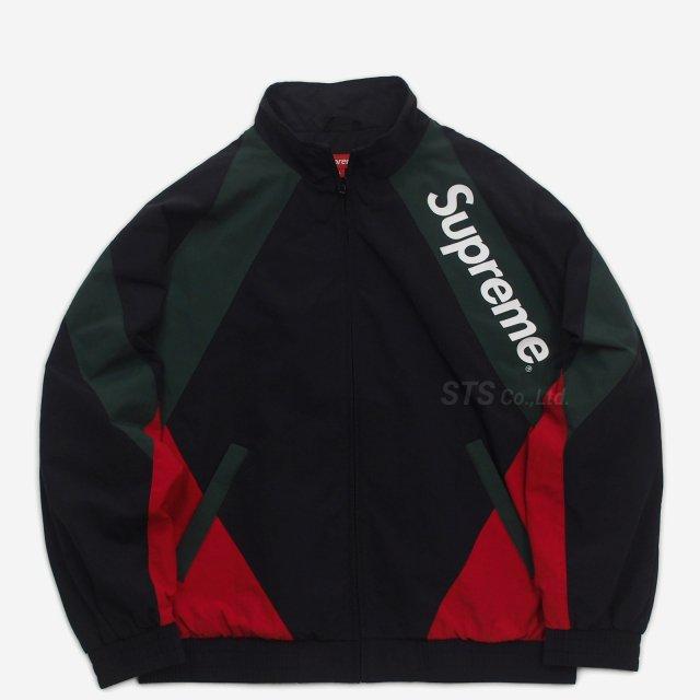 Supreme - Paneled Track Jacket