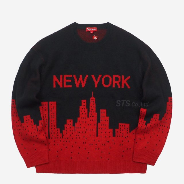 Supreme - New York Sweater