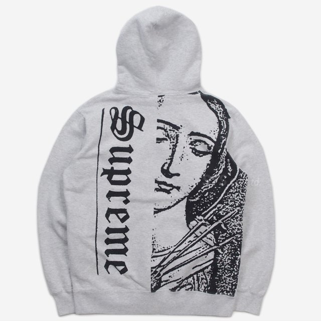 Supreme - Mary Hooded Sweatshirt