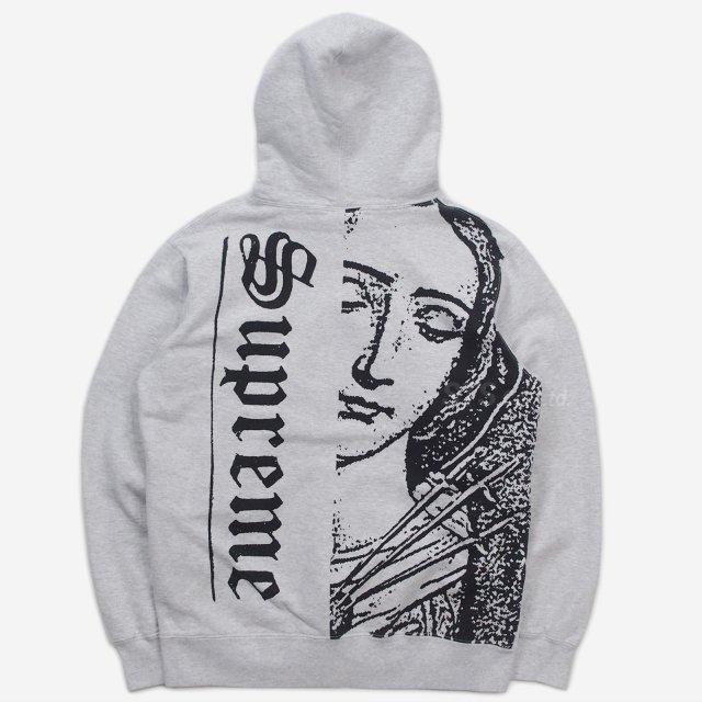 Supreme - Mary Hooded Sweatshirt