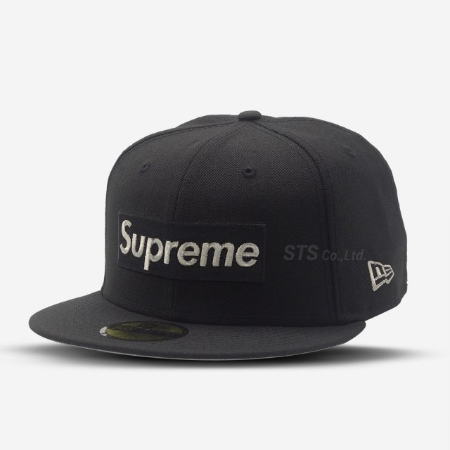 Supreme - $1M Metallic Box Logo New Era