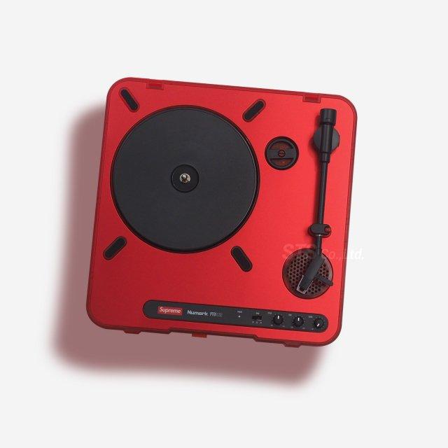 Supreme/Numark PT01 Portable Turntable