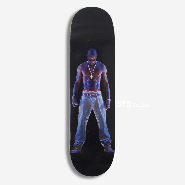 Supreme - Tupac Hologram Skateboard