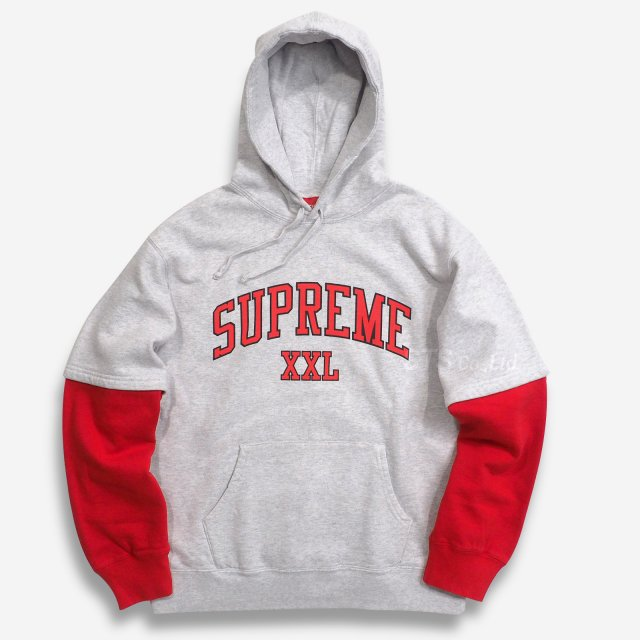 Supreme - XXL Hooded Sweatshirt