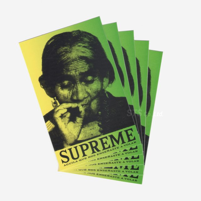【Dead Stock】Supreme - Aguila Sticker
