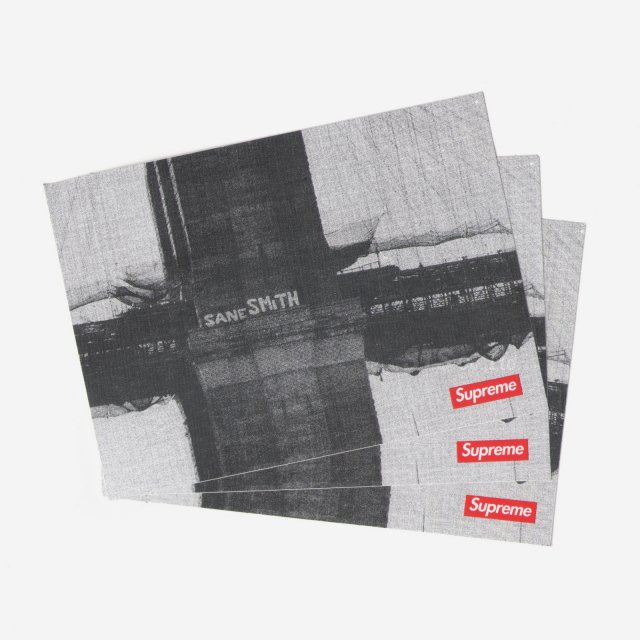 【Dead Stock】Supreme - Bridge Sticker