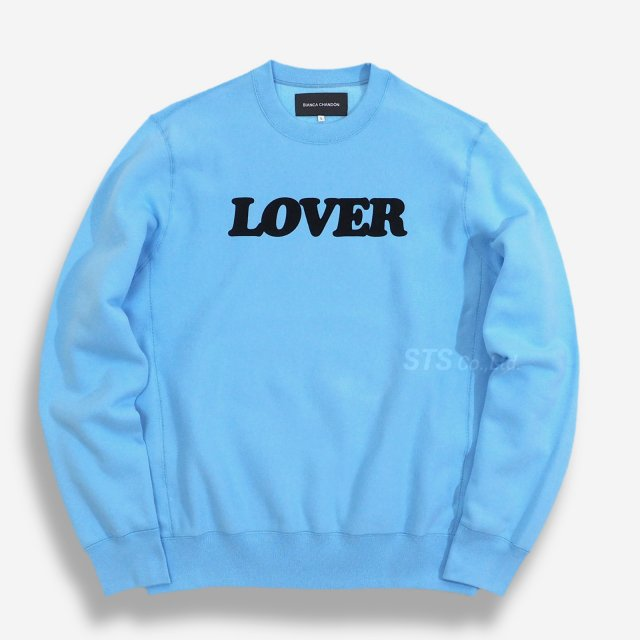 Bianca Chandon - LOVER Crewneck Pullover