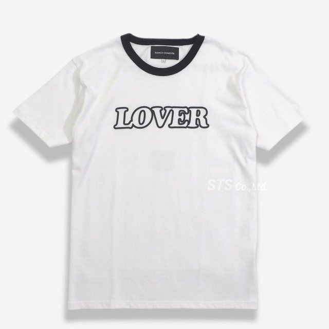Bianca Chandon - LOVER Ringer T-Shirt