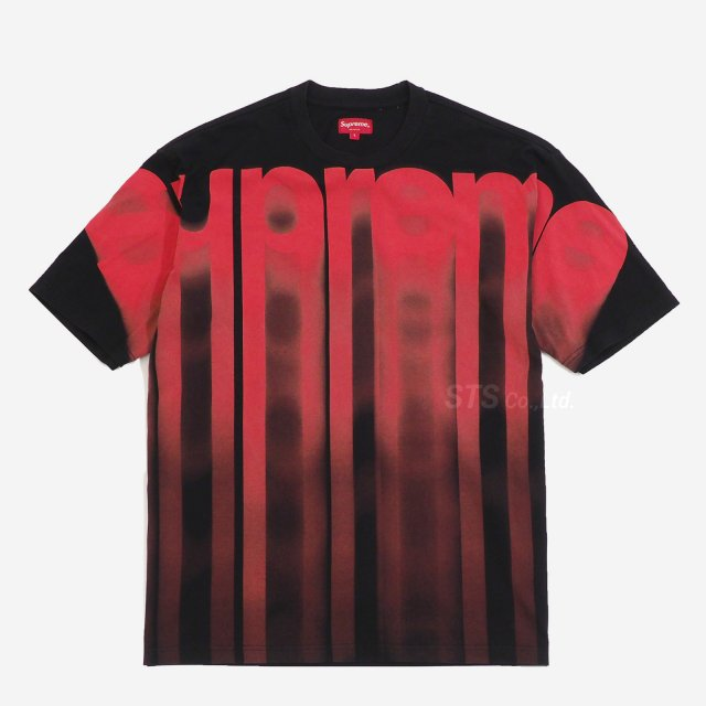 Supreme - Bleed Logo S/S Top
