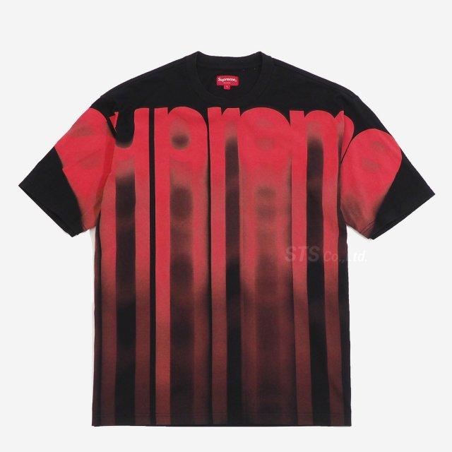 Supreme - Bleed Logo S/S Top