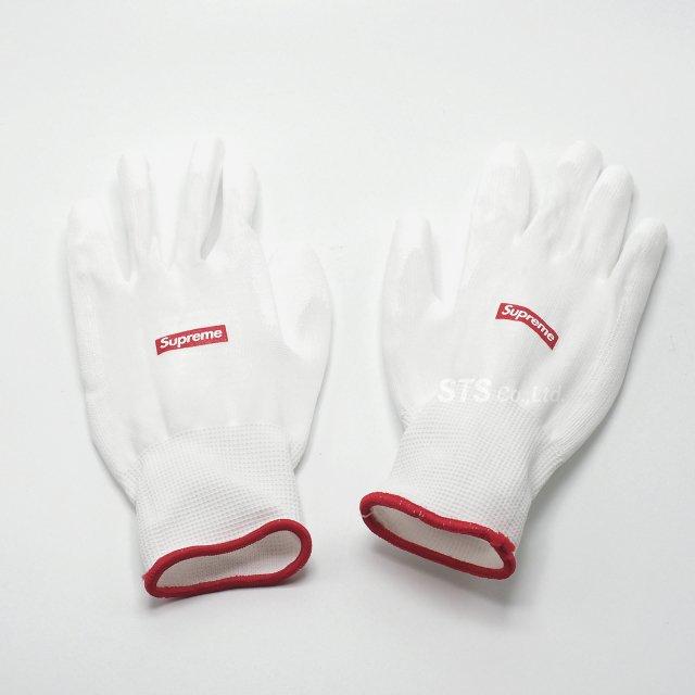 Supreme - Rubberized Gloves