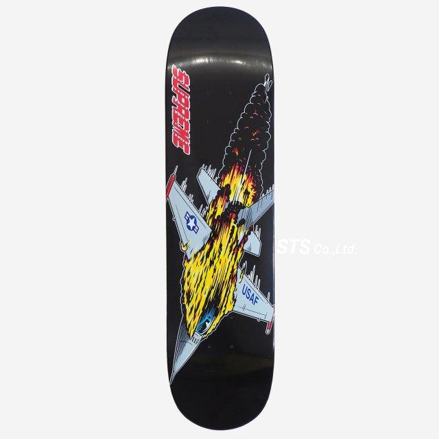 Supreme - Jet Skateboard