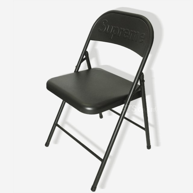 Supreme - Metal Folding Chair