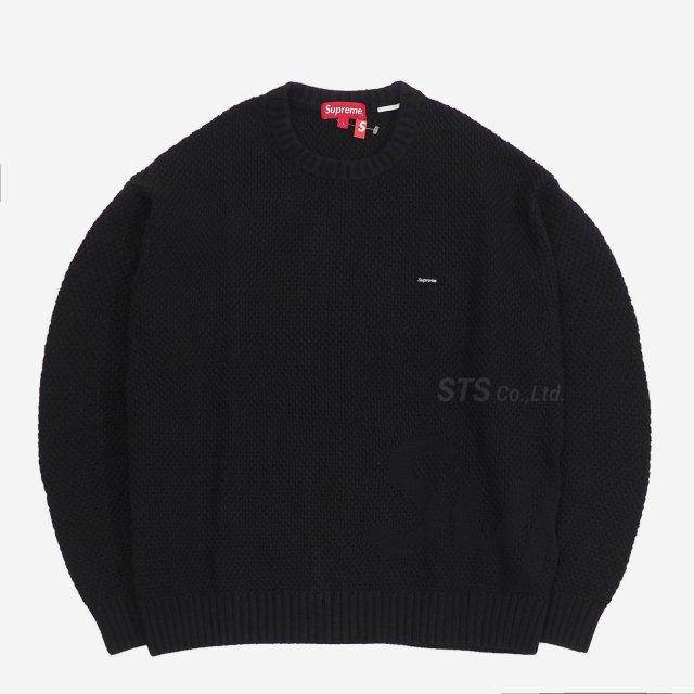 Supreme - Textured Small Box Sweater