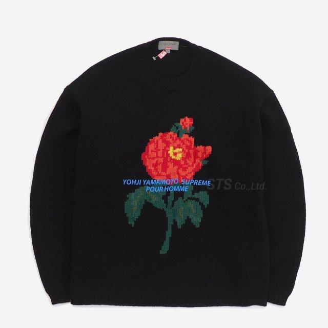 Supreme/Yohji Yamamoto Sweater