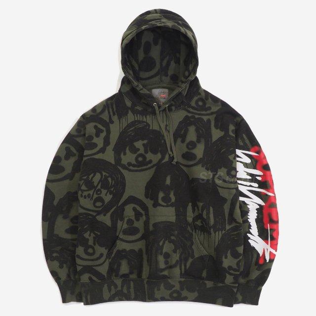 Supreme/Yohji Yamamoto Hooded Sweatshirt