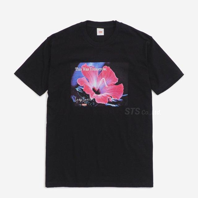 Supreme/Yohji Yamamoto This Was Tomorrow Tee