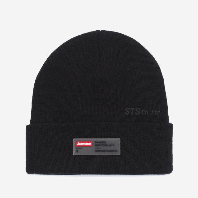 Supreme - Clear Label Beanie