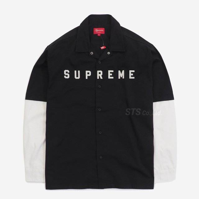 Supreme - 2-Tone Work Shirt
