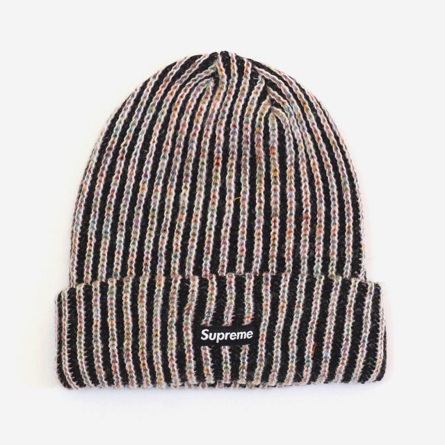 Supreme - Rainbow Knit Loose Gauge Beanie