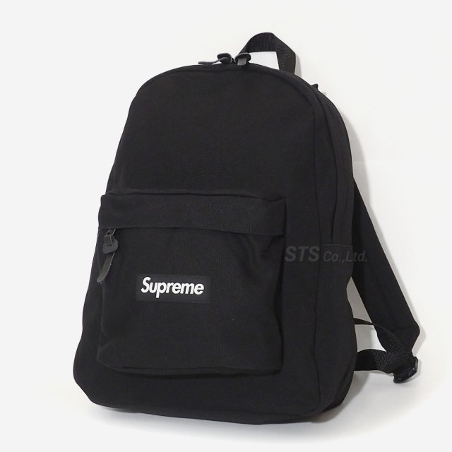 Supreme - Canvas Backpack