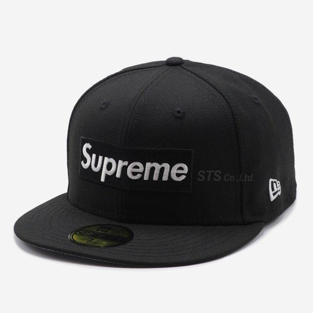 Supreme - World Famous Box Logo New Era