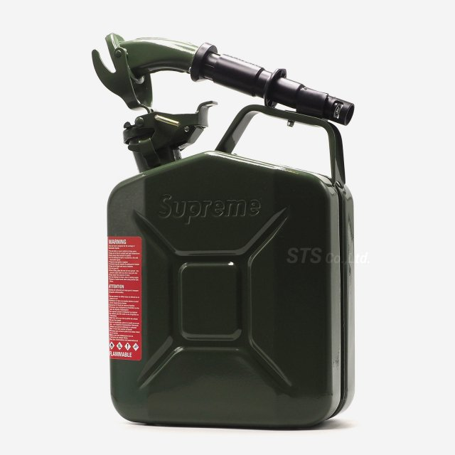 Supreme/Wavian 5L Jerry Can