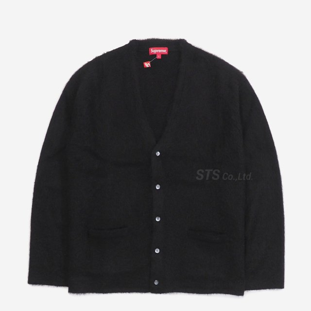 Supreme - Brushed Mohair Cardigan