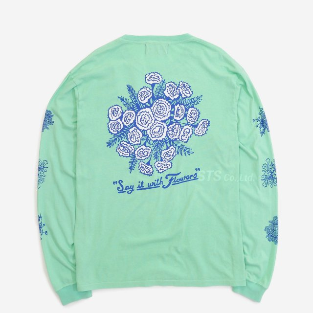 Bianca Chandon - Say It With Flowers LongsLeeve T-Shirt