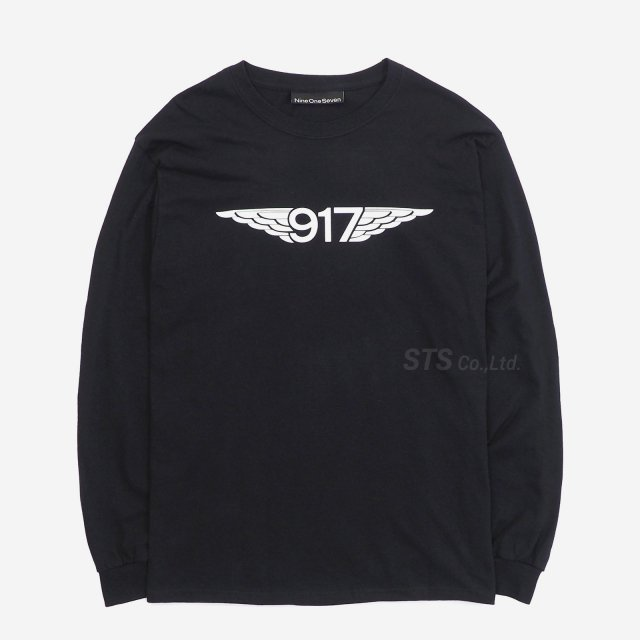 Nine One Seven - Team Wings Longsleeve T-Shirt