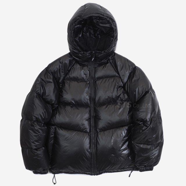Supreme - Hooded Down Jacket