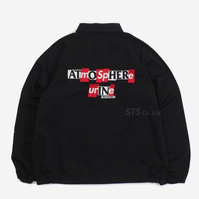 Supreme/ANTIHERO Snap Front Twill Jacket