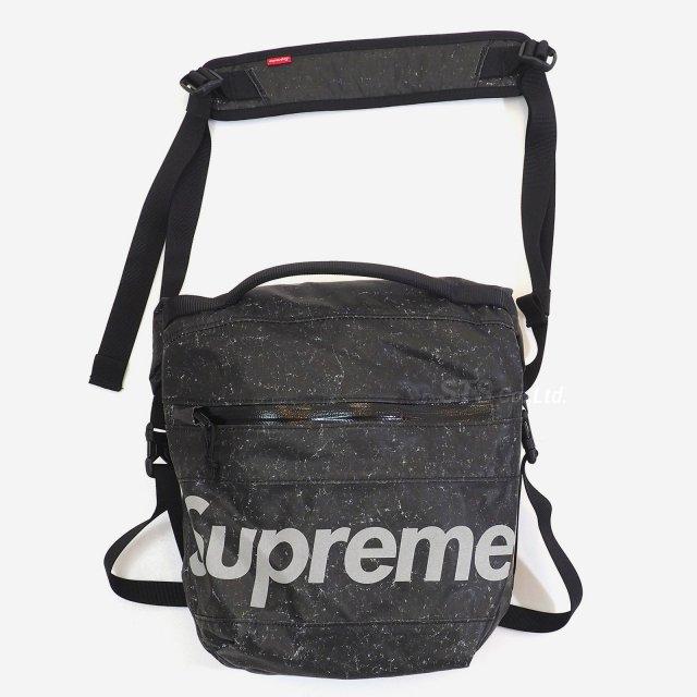 【SALE】Supreme - Waterproof Reflective Speckled Shoulder Bag