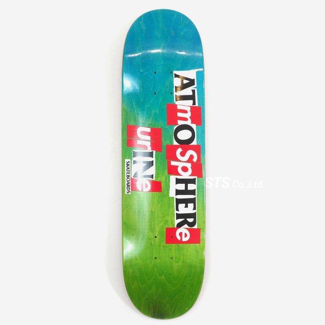 Supreme/ANTIHERO Skateboard